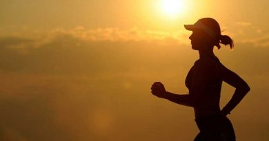 Running Found To Be Good For Health