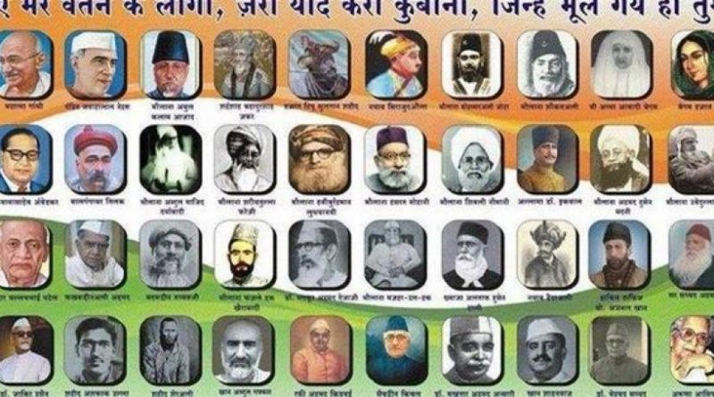 Freedom fighters of india