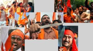 Hindu terorrists and fundamentalists in India