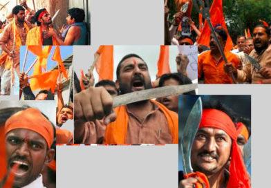 Hindu terorrists and fundamentalists in India