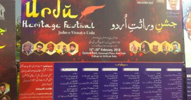Rare century-old manuscripts on display at Delhi's Urdu Heritage Festival